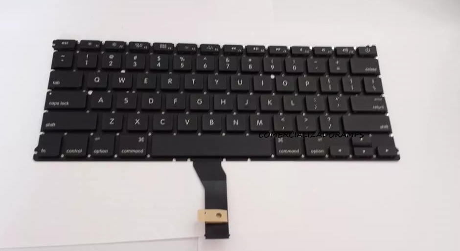 Teclado Apple Macbook Air 13 A1369 A1466 Mc965 Backlight